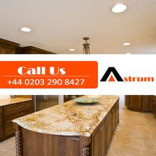 Granite worktops For Kitchen Design at Cheap Price in London Offer Astrum Granite
