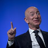 Amazon.com : Jeff Bezos a vendu pour 3,4 milliards de dollars d'actions Amazon juste avant la crise