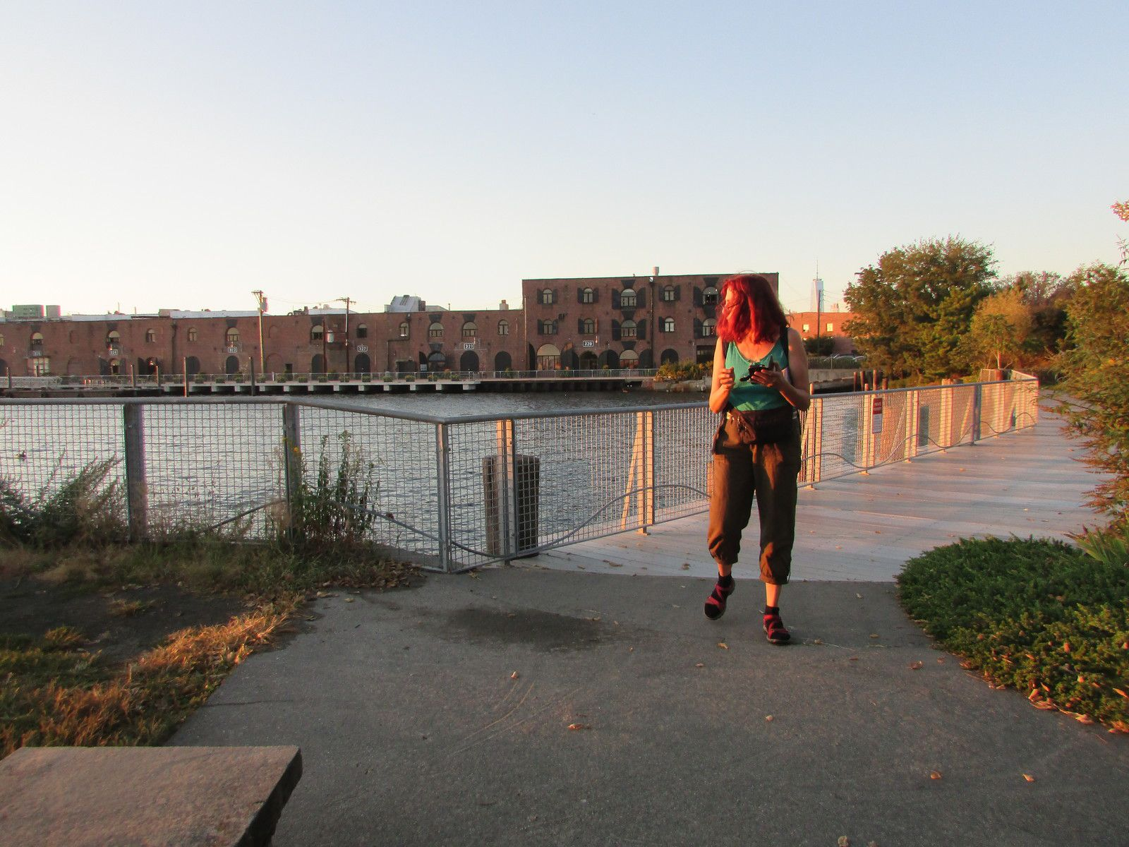 Ballade dans RED HOOK
