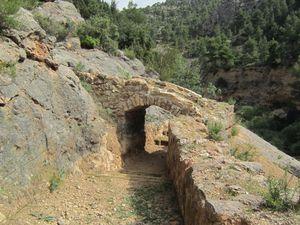 Beceite: de la calzada romana al fortín carlista