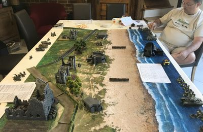 DDay -Omaha et Gold beach - Bolt action v2