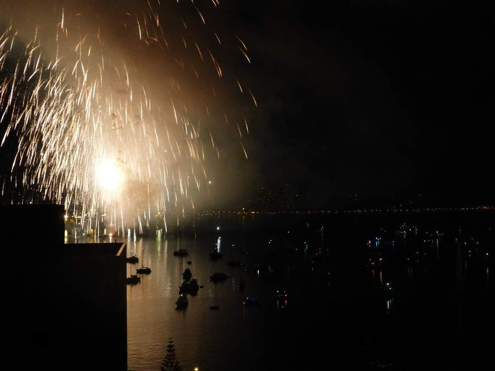 Guy Fawkes' Fireworks