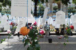 13 000 PERSONNES MORTES DANS LA RUE EN 4 ANS