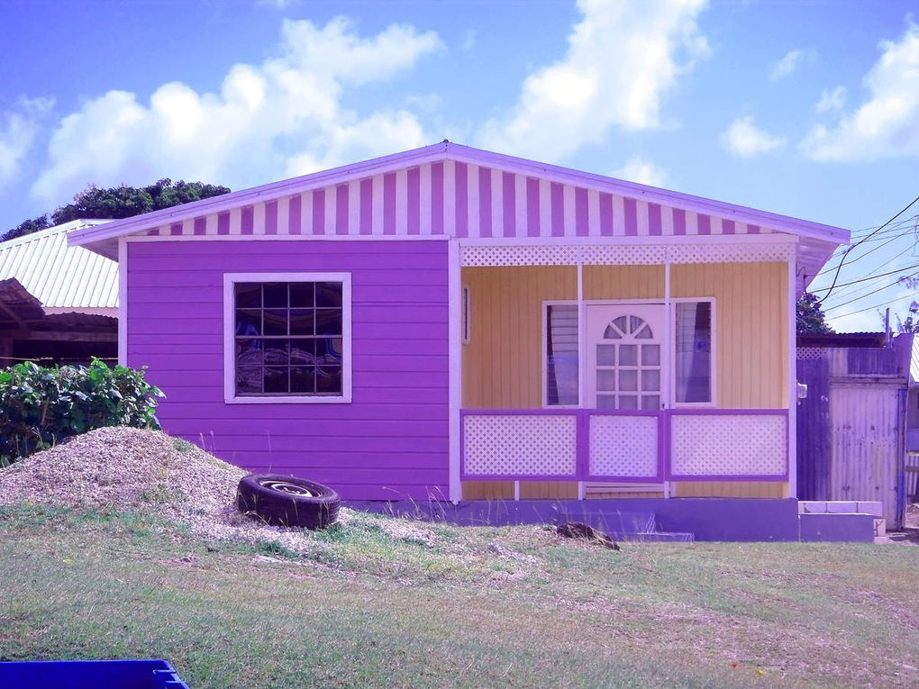 The House, Barbados