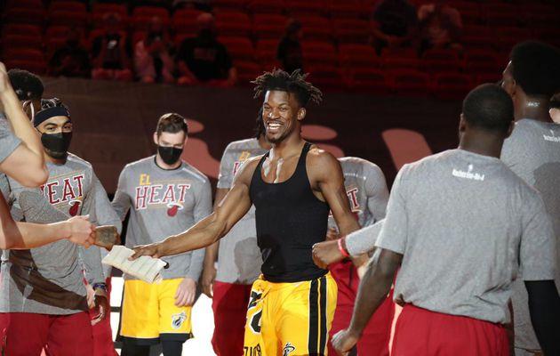 Jimmy Butler et le Heat de Miami ne s'arrêtent plus