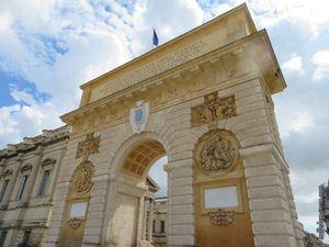 L'Arc de Triomphe et ses sculptures...