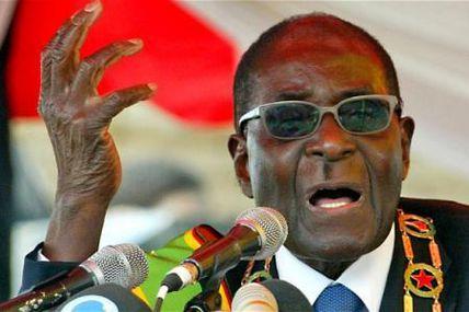 """#Mugabe / """"Si pour les civils on intervient en Libye, pourquoi pas à Gaza ?"""""""