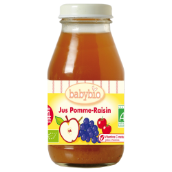 On sale on Mondizen: Babybio organic fruit juice