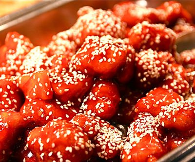 Easy Chinese Recipes - Sesame Chicken