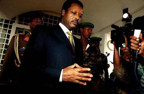 Je refuse d'être un bouc-émissaire d'un putschiste et assassin: « Buyoya »