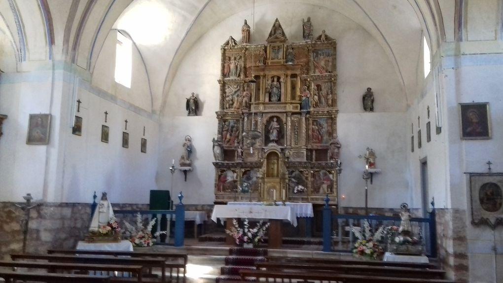 Templo parroquial de Cueva Cardiel