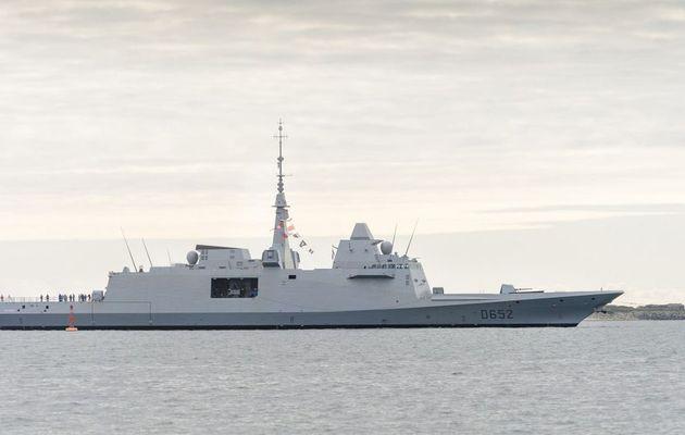 La frégate Fremm Normandie et 24 Rafale pour l'Egypte ?