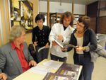 dédicace franco-cubaine à Banon, librairie le Bleuet