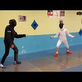 Stages U14/U17 Épée Compétition VITTEL ESCRIME