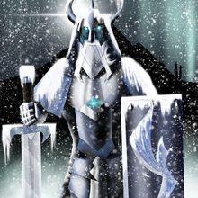 Dessin : Odin