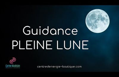 Pleine Lune en Balance 28 mars 2021