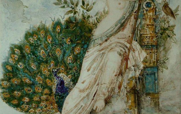 L'art du peintre, graveur, dessinateur et sculpteur français Gustave-Moreau