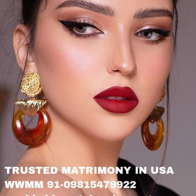 WELCOME TO THE WORLD OF (USA) AMERICA MATCHMAKER 91-09815479922 WWMM