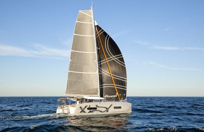 Le catamaran Excess 11 remporte le Boat of the Year 2020