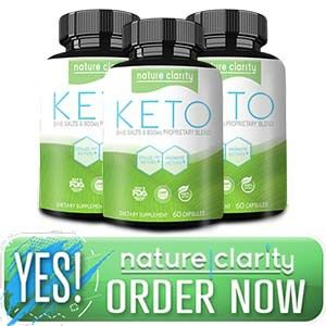 """Nature Clarity Keto"" :  Get Trail (Weight Loss) Diets!"