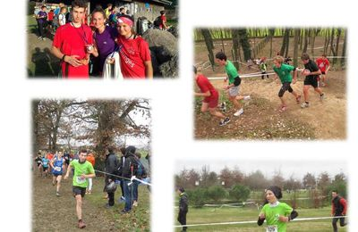 Résultats Cross-country mercredi 16 Octobre