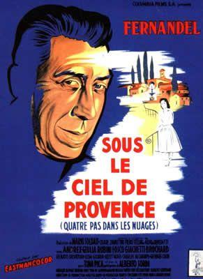 Sous le ciel de Provence de Mario Soldati