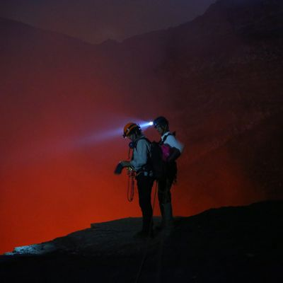 EXPEDITION VOLCAN MASAYA AVRIL 2021