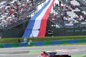 La France voit la F1 s'éloigner