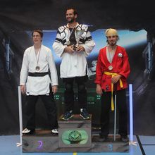 1er Tournoi national de Sabre Laser