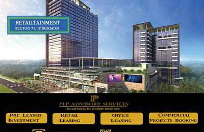 M3M Broadway by m3m on SPR in sector 74 gurgaon :9873498205