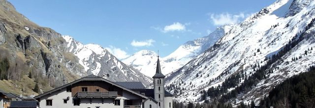 Une journée dans le vallon de Champagny-le-haut en Vanoise (Savoie)
