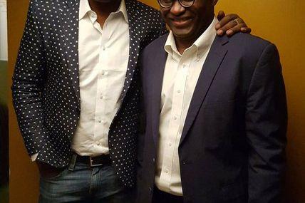 #Rencontre / Achille Mbembe Alain Mabanckou au Musée Dapper (#Vidéo)