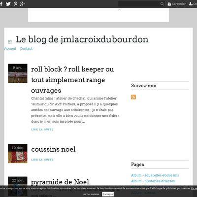 Le blog de jmlacroixdubourdon