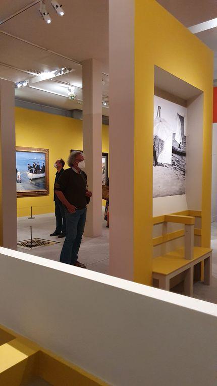 Peder Severin Kroyer, L'Heure Bleue, au musée Marmottan-Monet
