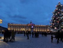 Noël à Nancy  (place Stanislas)