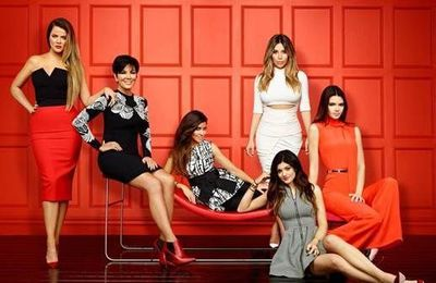 Marathon Kim Kardashian & Kanye West sur E!
