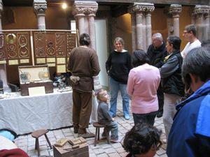 Bijouterie antique, atelier fibules