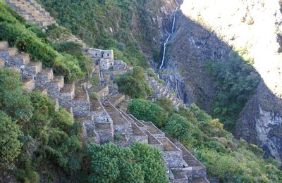 Choquequirao - Machu Picchu's younger sister: an architectural jewel of the great Inca Empire