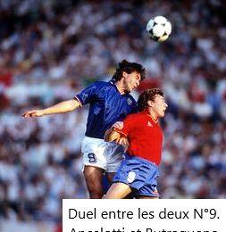 Championnat d'Europe des nations 1988 en Allemagne de l'ouest, Groupe 1: Italie - Espagne