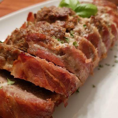 Pain de viande à l'italienne