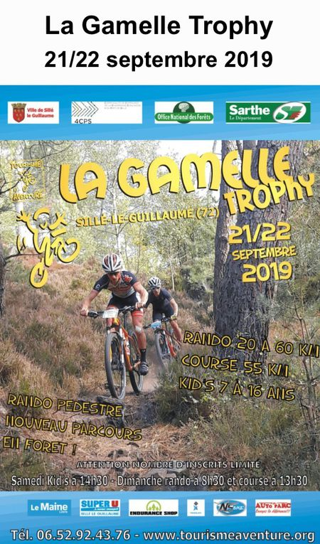 La Gamelle Trophy 2019