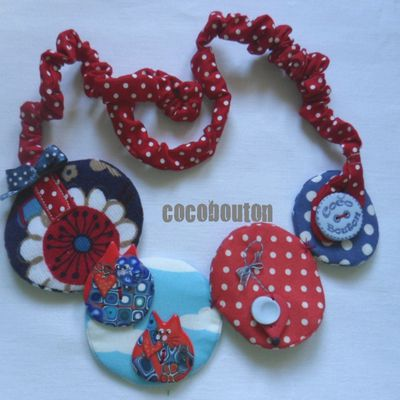Collier Chat suite