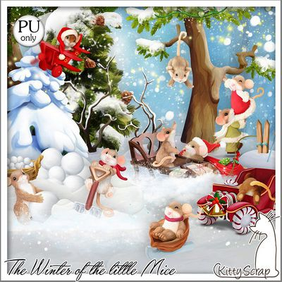 THE WINTER OF THE LITTLE MICE