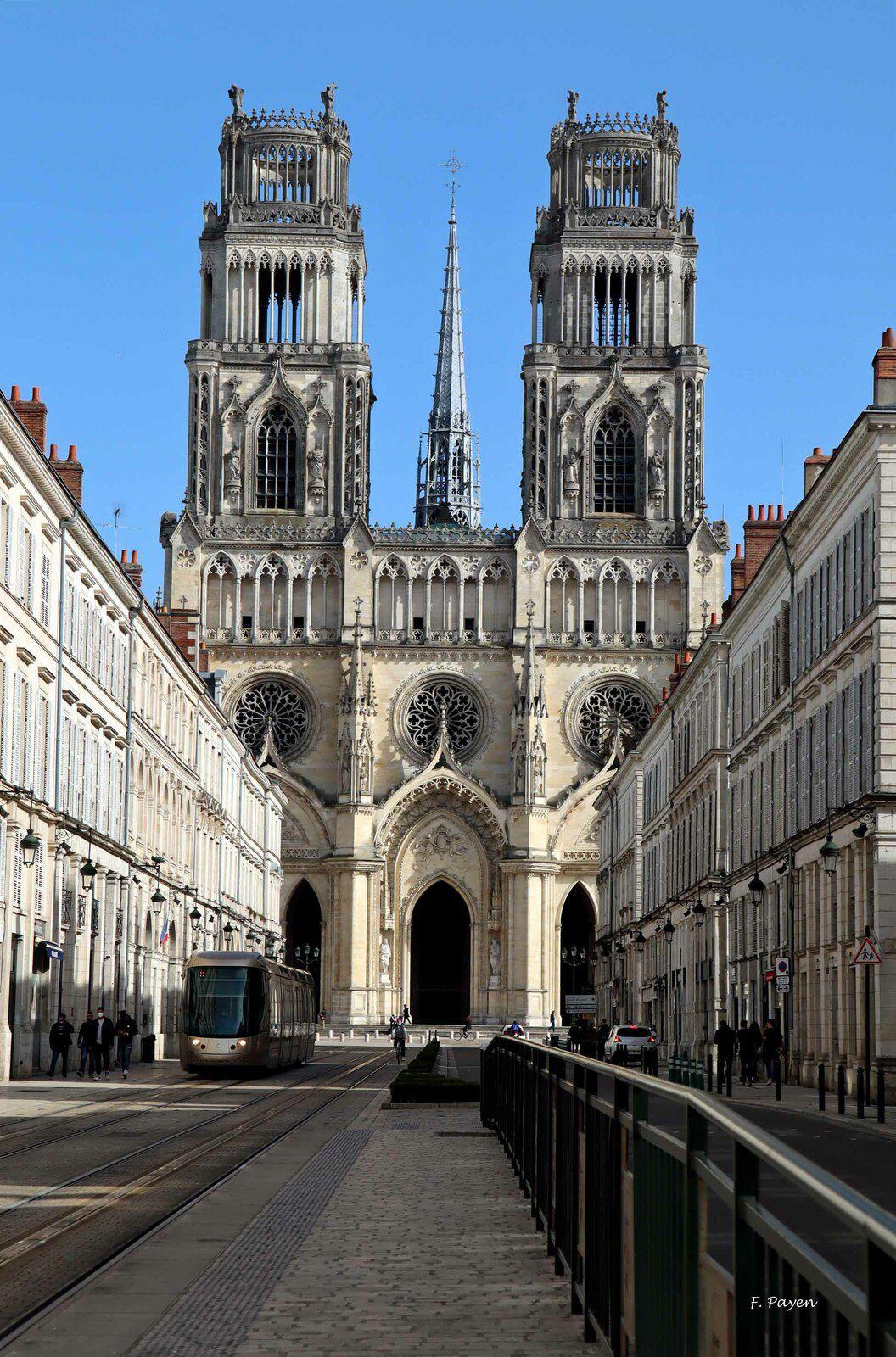 Un week-end à Orléans