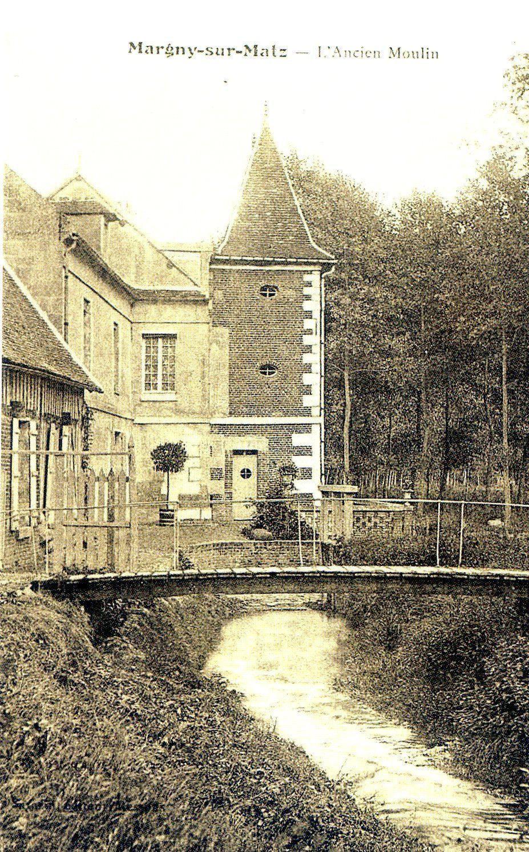Album - la riviere le Matz (Oise), sa grande Histoire