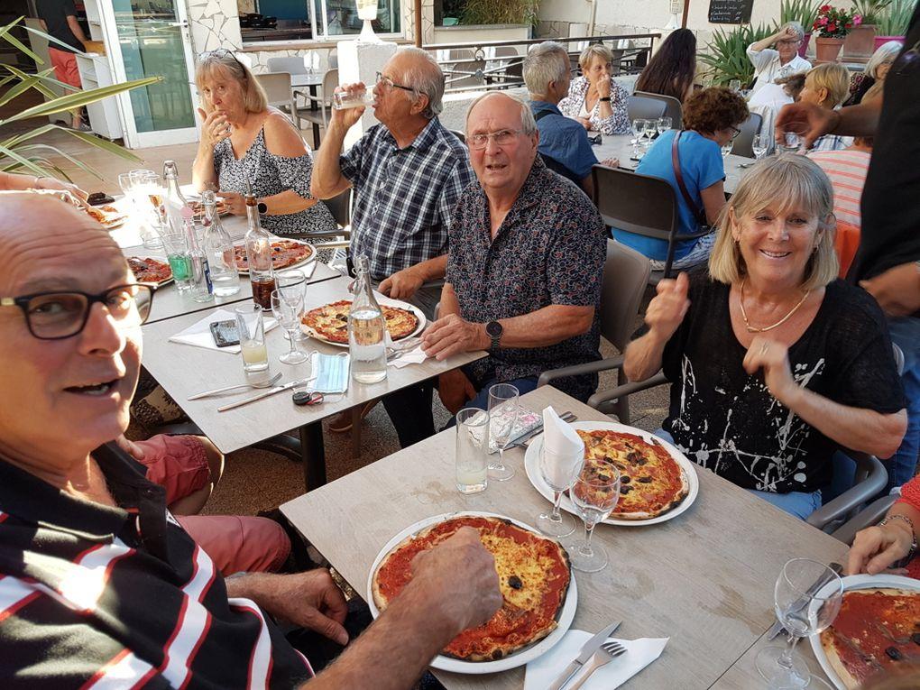 Soirée Pizza Retrouvailles Bis 26/06/2021