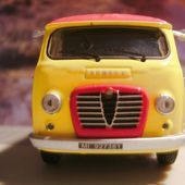 ROMEO 2 FOURGON ALFA ROMEO 1961 ASSISTANCE CLIENTS M4 1/43 - car-collector.net