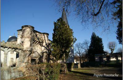 Le château de Saint Cirgues