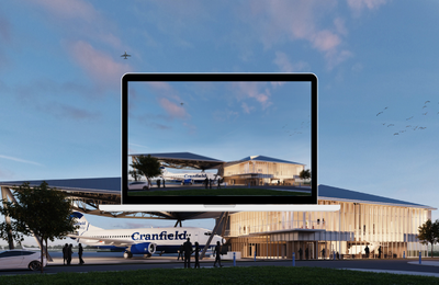 Inmarsat to support Cranfield University's Digital Aviation Research and Technology Centre