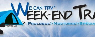 """""""Week-end Trail"""" Pyrénées: We can try !"""